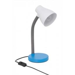 Stona lampa BORG0 E27 plava BRILLIANT