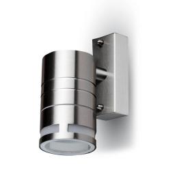 Zidna svetiljka 1xGU10 čelik IP44 V-TAC