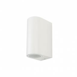Zidna svetiljka 2xGU10 okrugla IP44 V-TAC
