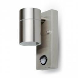 Zidna svetiljka Gu10x1 cilindar senzor IP44 V-TAC
