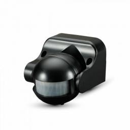 Zidni senzor pokreta crni V-TAC