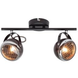 Plafonska lampa RIDER 2XG9  cna BRILLIANT