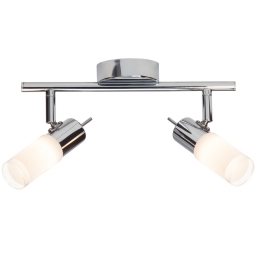 Zidno-plafonska lampa ZOEY LED 2X4W 2700K  BRILLIANT