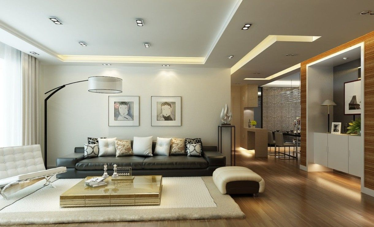 Kako da savr eno osvetlite va u dnevnu sobu for Interior design rendered images